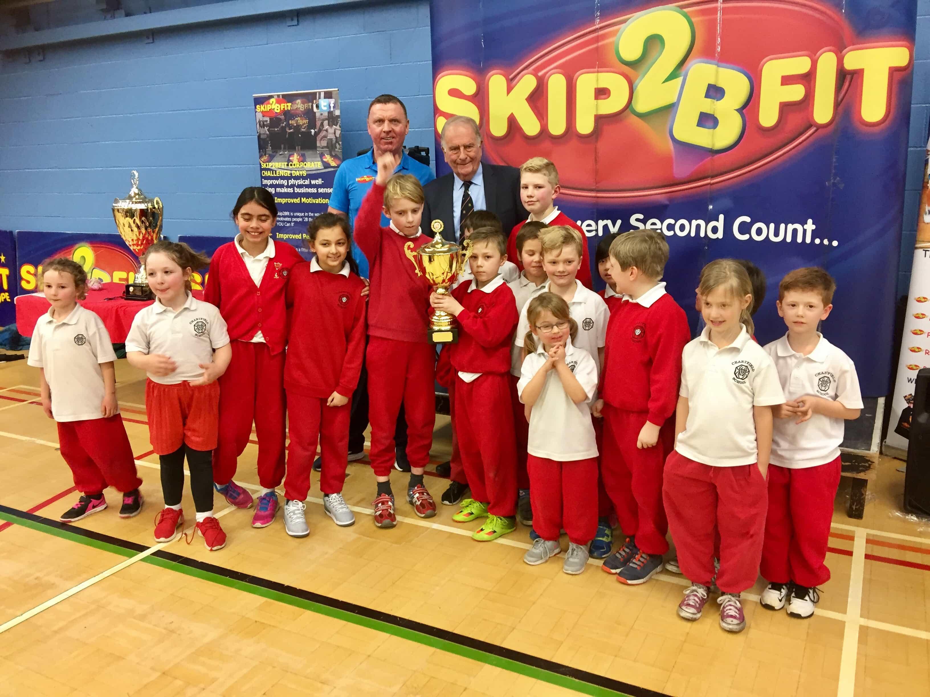 Chartfield Skip2Bfit Best Effort winners 2017