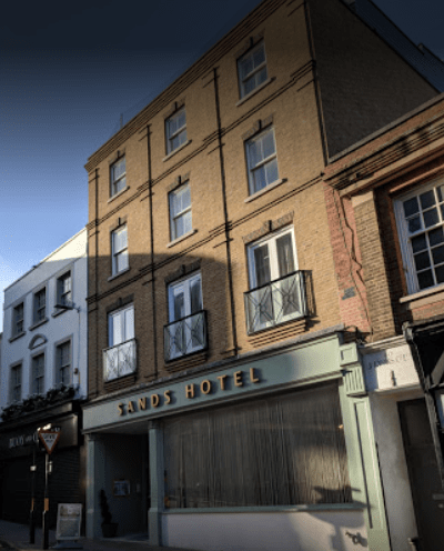 sands hotel margate Google Search