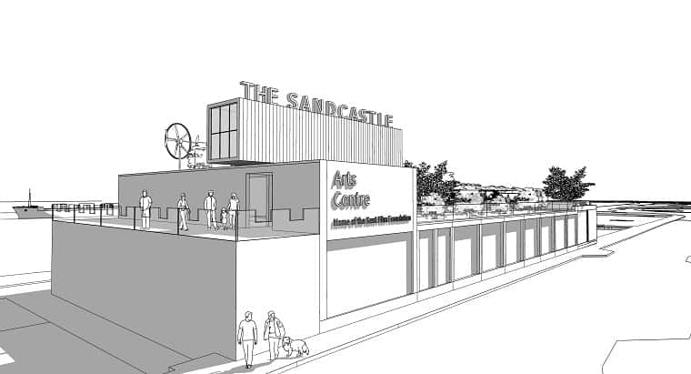 1921 The Sandcastle 210322
