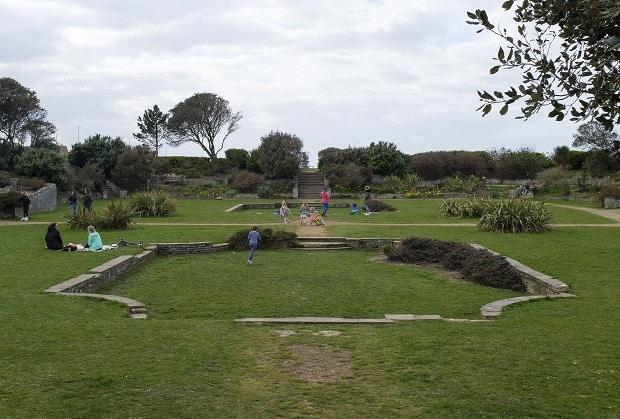 Sunken Gardens_1_30Mar2021_credit Heather Tait